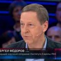 S.M. Fedorov in «60 minutes» show on «Russia 1» TV channel